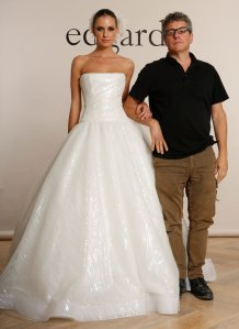 Bridal fashion model and photographer