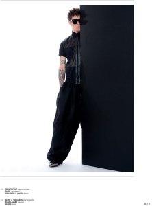 New York Menswear Fashion Editorial