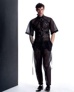 NYC Menswear lookbook photography