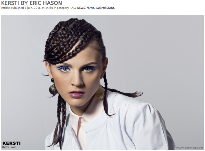Eric Hason Fashion and Beauty Photography NYC, New York hair, makeup, styling, catalog, advertising, lookbook, ecommerce