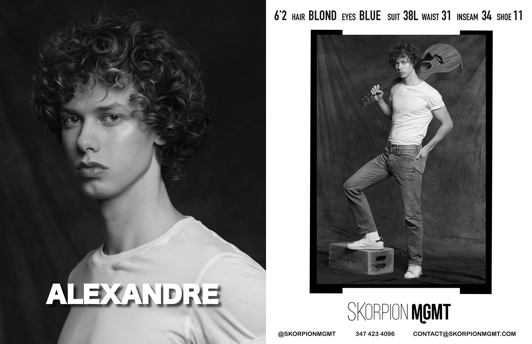 Alexandre-Skorpion-Showcard-Model-NYFW-2020-Eric-Hason-Fashion-Photographer-NYC